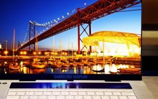 三星显示宣布将为笔记本电脑提供超高清OLED显示屏