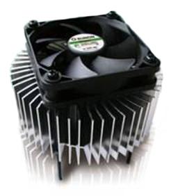 有利于LED散热的主动冷却解决方案