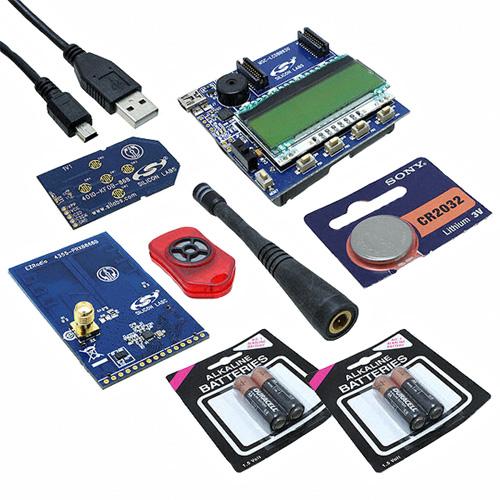 RF开发板和评估板套件无线系统设计中的应用