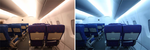 LED照明在飞机和光疗产品中的应用