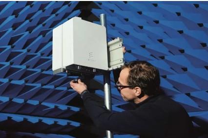 爱立信携手Qualcomm完成了2.6GHz频段...