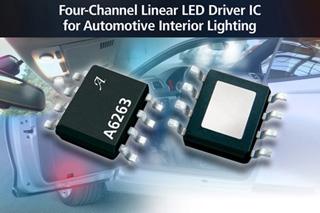 如何优化汽车照明的LED驱动程序