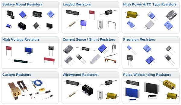 电阻器的参数特性与应用分析