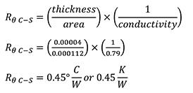 散热器的选择与设备应用的规格分析