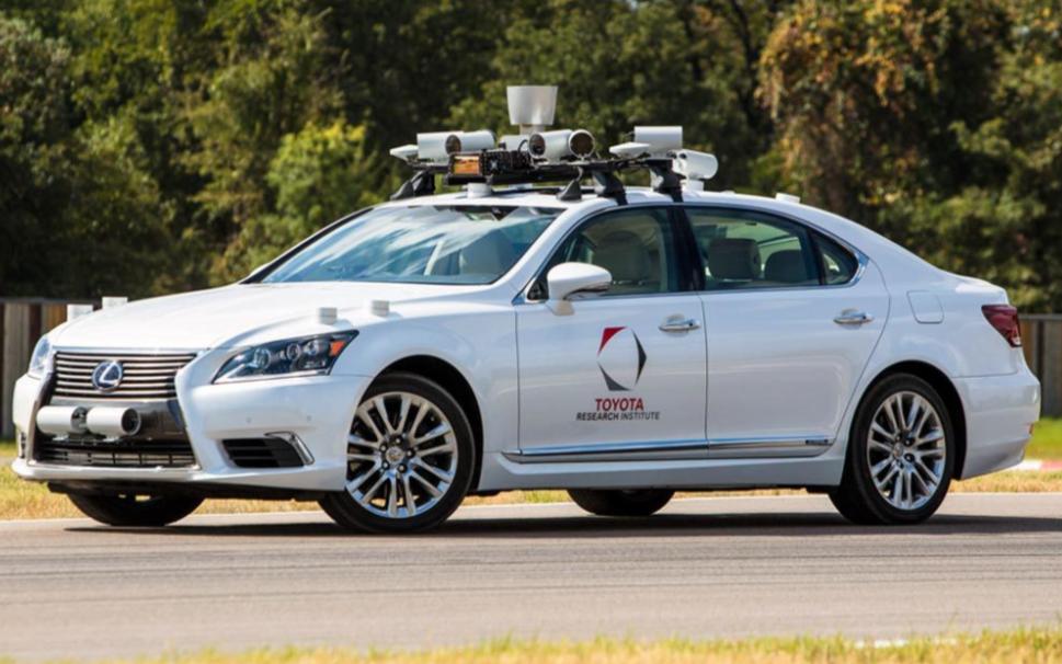 丰田为什么外售安全驾驶核心技术?