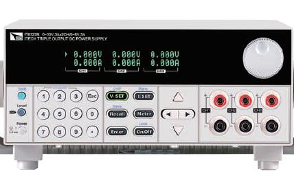 IT6300高性能三路可编程直流电源的数据手册免费下载
