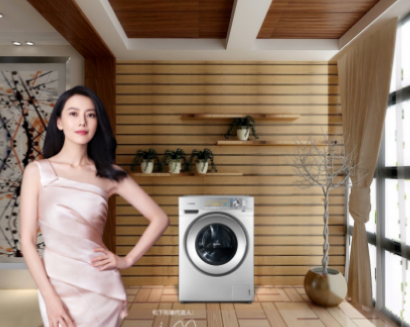 随着生活品质的提升 大众对洗衣机的健康要求也水涨...