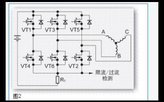 电动车的无刷电机控制器基本原理详细说明