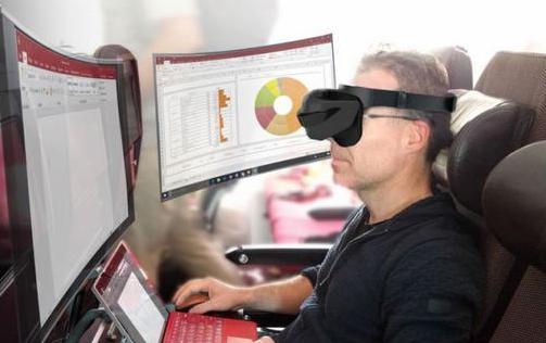 微软研究院认为基于VR的工作环境将提供诸多优势