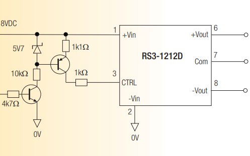 RS3系列转换器规格数据手册免费下载