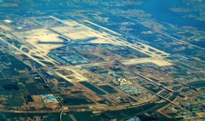 青岛胶东国际机场已进入校飞准备阶段预计今年下半年实现转场运行
