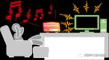 正确使用典型EMI静噪滤波器的示例:电容器、电阻器和铁氧体磁珠