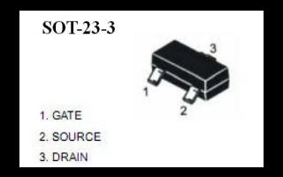 SYKJ3400S MOSFET N通道封装晶体管的数据手册免费下载