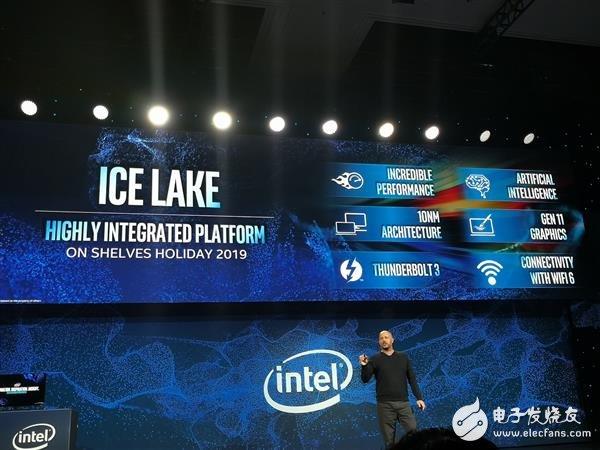 Intel10nm是标准的不鸣则已一鸣惊人