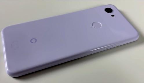 谷歌Pixel 3 Lite真机曝光造型与Pix...
