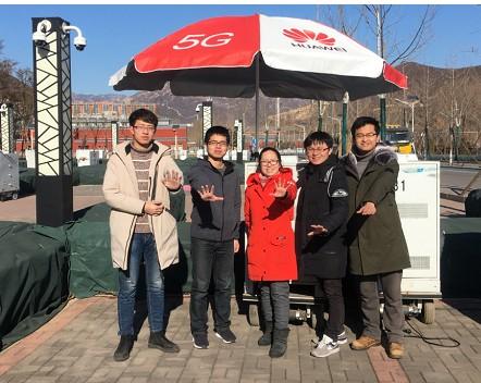 华为首款支持2.6GHz频段的5G基站单用户下行峰值速率超过1.8Gbps