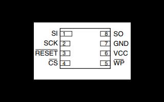AT45DB321D串行接口顺序存取闪存的数据手册免费下载