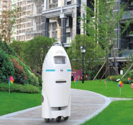 安防短板凸显 机器人带来新模式