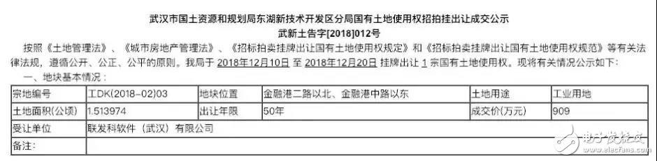 联发科技启动武汉研发中心二期项目 预计今年6月将正式进场开工