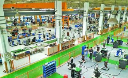 广东工业机器人产业发展历程探究 有实力的研发平台目前仍不足