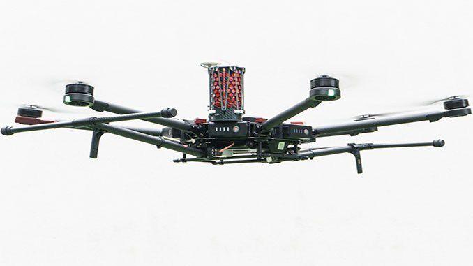 亚博无人机救援系统有限公司宣布推出新的降落伞救援系统