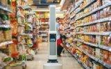 智能机器人入驻零售店 提高安全隐患和运营水平