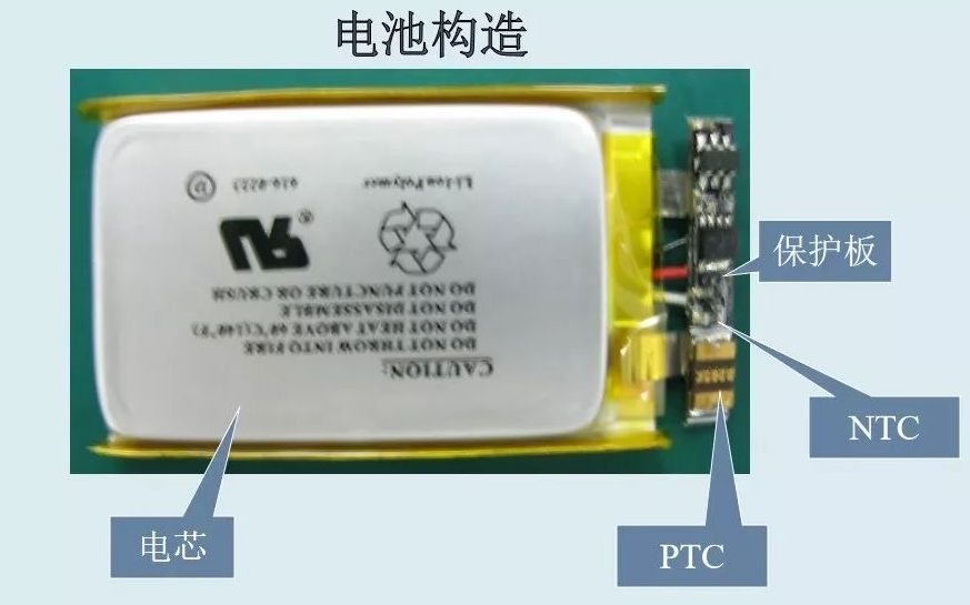 锂电池保护板基础知识的PPT资料详细说明