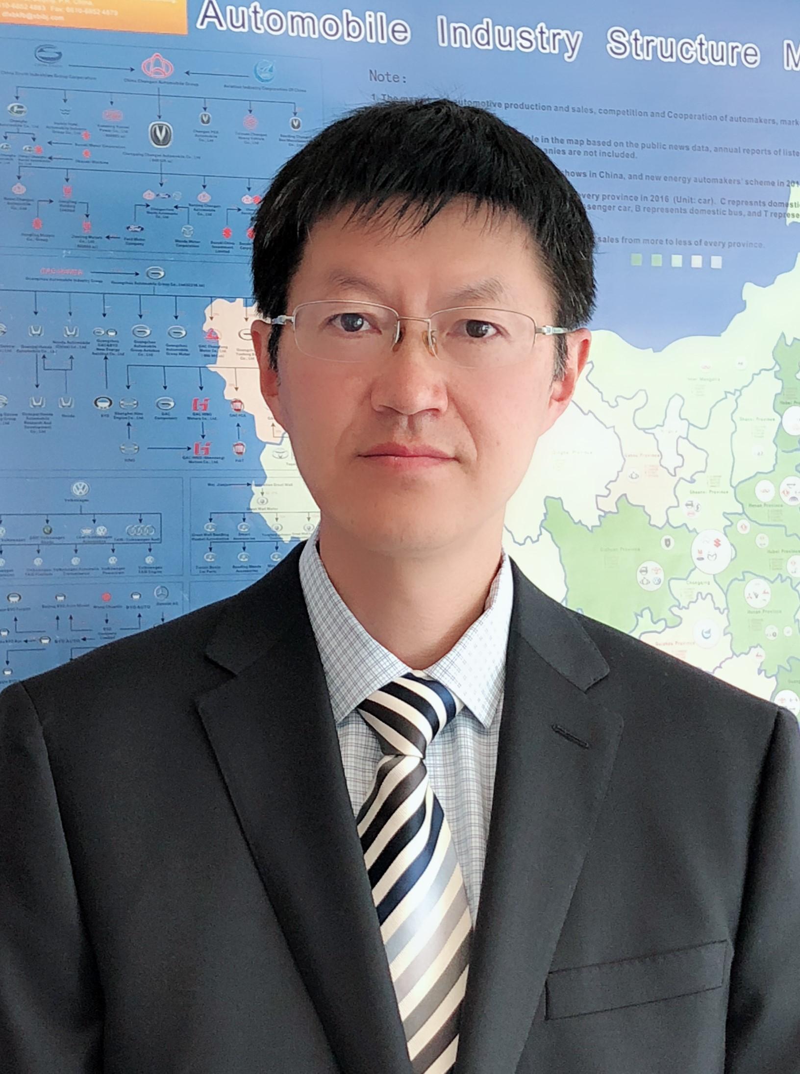 王鈺,富士通電子亞太地區產品管理部總經理