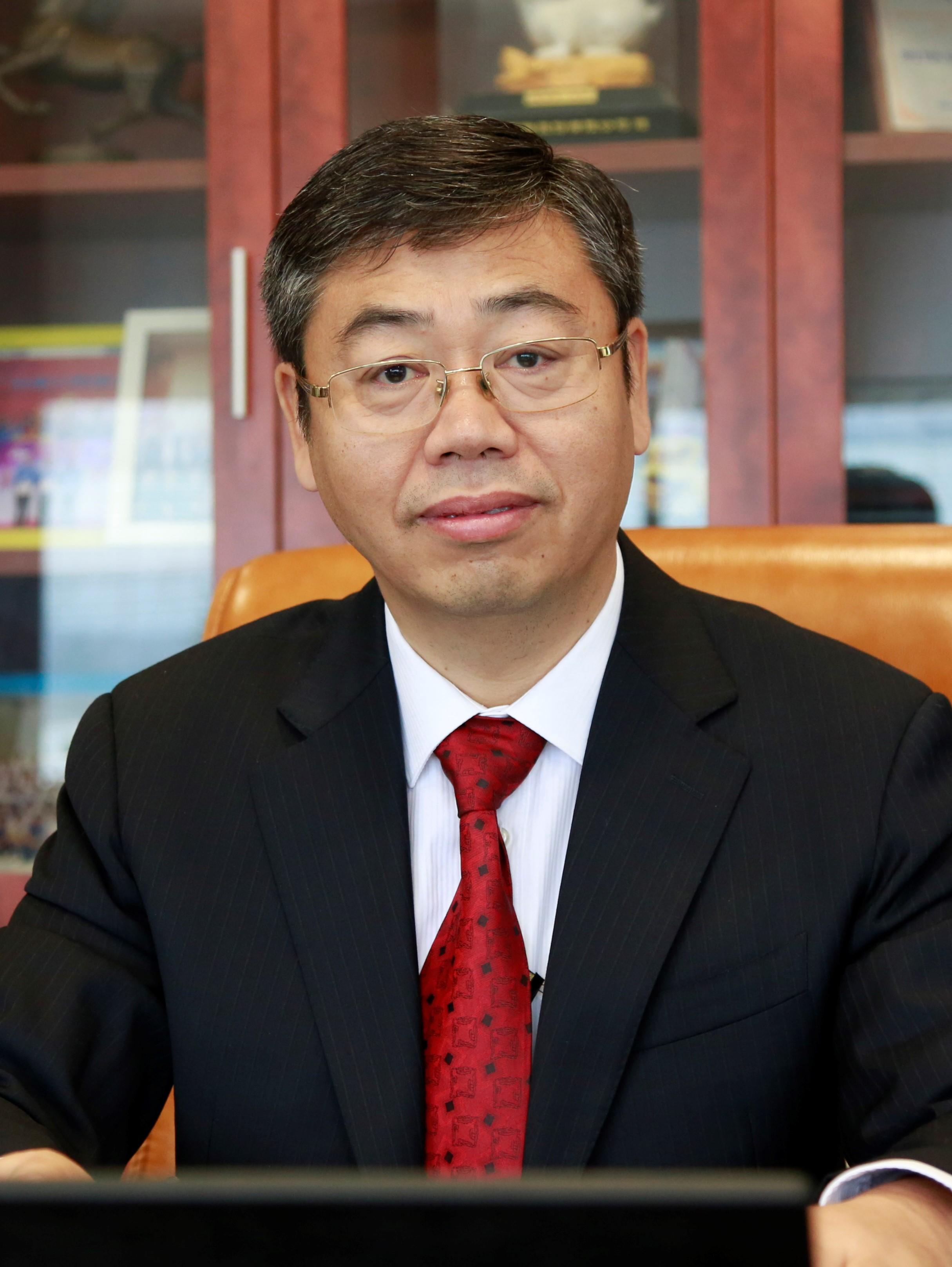 尹向陽,廣州金升陽科技有限公司董事長