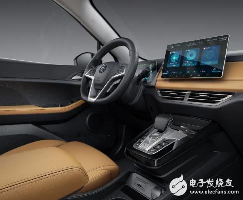 比亚迪全新元EV 535开启预售 智能系统全面升级