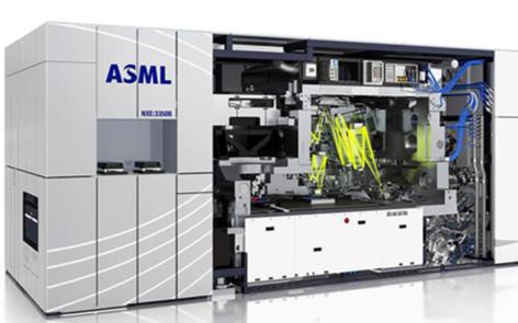 EUV光刻机:ASML 2018年总销量18台,计划明年30台