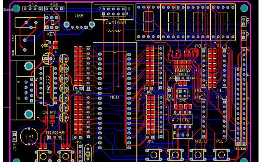 Atmel 8位AVR单片机的altium库的资料免费下载
