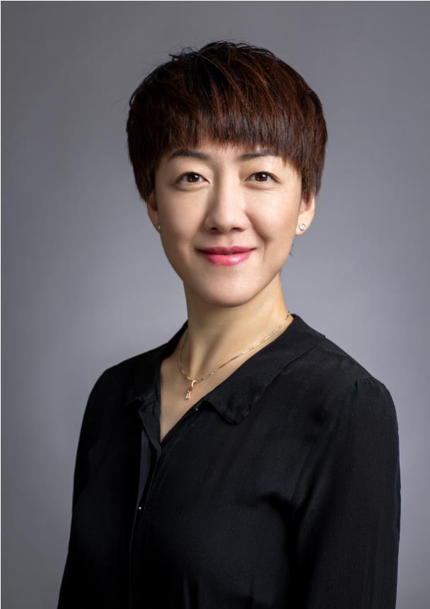 侯明娟,Qualcomm全球副總裁