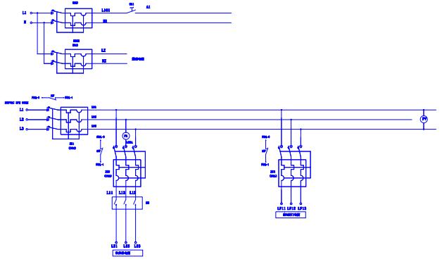 吹灰器电路原理图免费下载