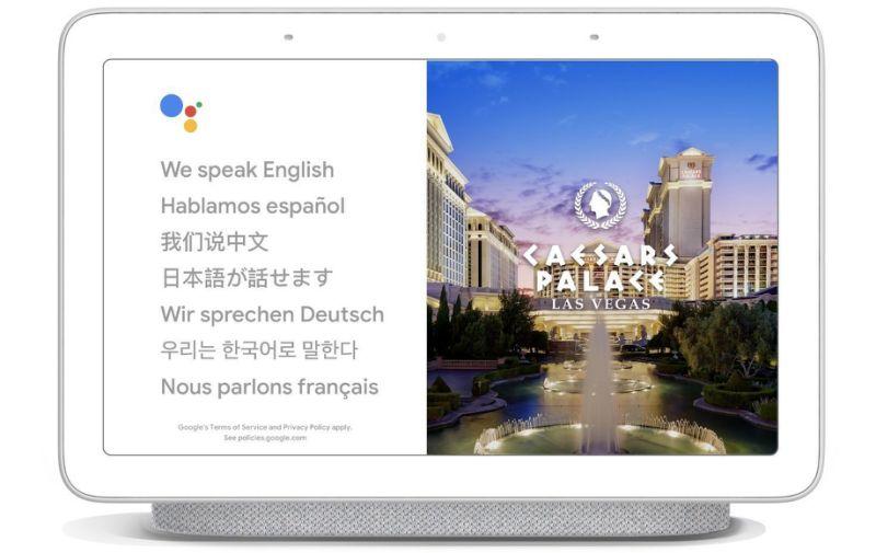 谷歌助手的口译员模式旨在让用户用几十种语言进行一对一的对话