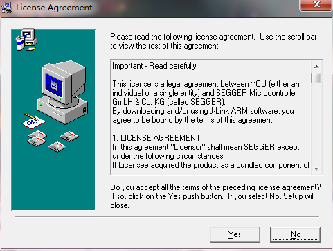 Setup_JLinkARM_V420n应用软件免费下载