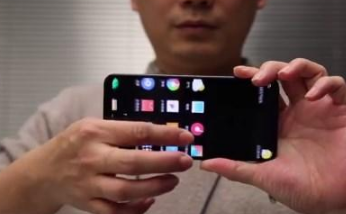 2019年小米和OPPO在屏幕指纹识别技术上都更进了一步