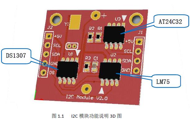 Arduino教程之I2C模块使用教程资料免费下载