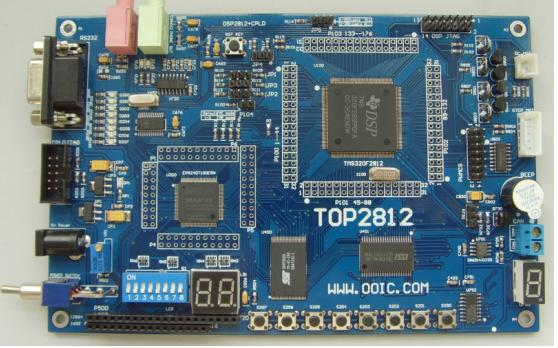 TOP2812开发板的用户手册资料免费下载