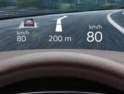 关于车载平视显示技术的讨论
