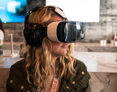 VR技术被用于专科诊所 以减轻烧伤患者的疼痛