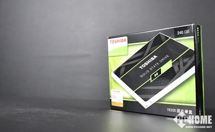 东芝TR200240GB固态硬盘评测 无疑是入门...