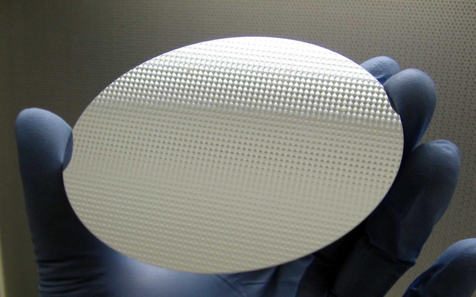 嘉兴12英寸大硅片项目实在太低调