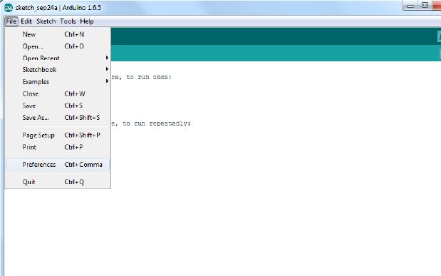 如何使用Arduino ESP8266开发板配置标准的Arduino开发环境