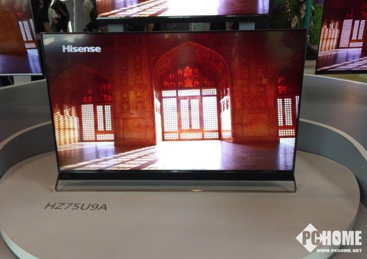 海信HZ75U9A旗舰电视评测 能够切实承担起高端消费者的期待
