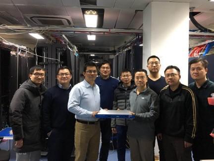 中国移动成功实现了多个厂家OTN设备组网环境下的互联互通