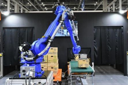 日本工业机器人业绩未达标的原因在于受贸易战影响