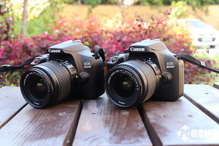 佳能EOS1500D/3000D评测 拥有单反相机的核心技术与功能