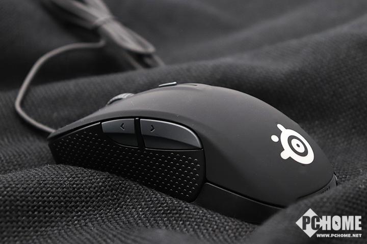 赛睿Rival300S游戏鼠标评测 升级后的侧裙和性能令人满意