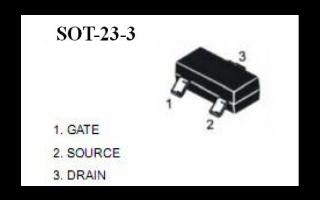 SYKJ2300-3.6A MOSFET(N通道)封装晶体管的数据手册免费下载